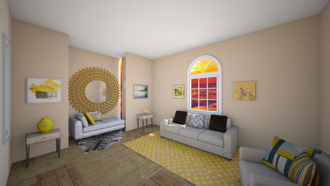 Dream Living space - Living room - by bigskylibby