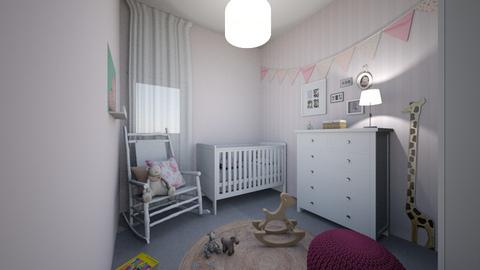 3136 - Kids room - by adi kosaev