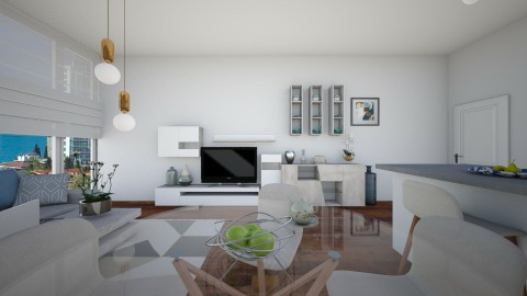 happy room 2 - Living room - by rafita