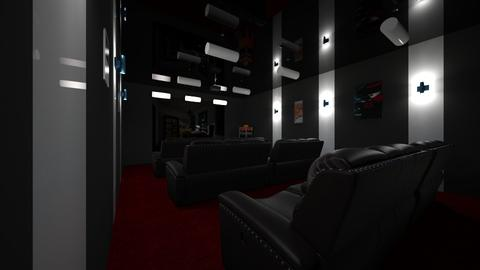 Cinema 1 - by CCPompey
