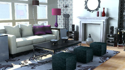 Town house -2 - by Direct Homeware