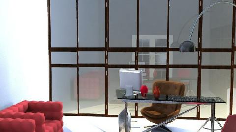 modern office photo 1 - Modern - Office - by helena84
