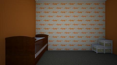 BOY - Kids room - by elizabethharloff