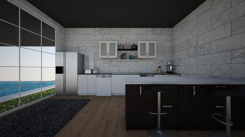Malia Abby kitchen - Kitchen - by absarecool