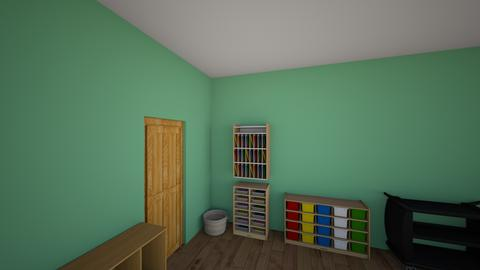 Classroom ELE 390 - by NTGAVMYLELHCZWWGETCHNLRRZQUKDQY