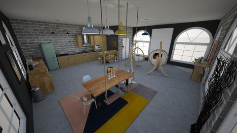 IP Artisan Kitchen - Kitchen - by Der Wandernde Vogel