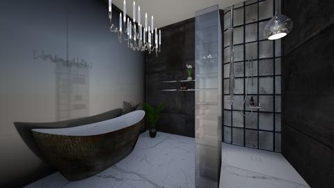 mm - Bathroom - by Ta yhy