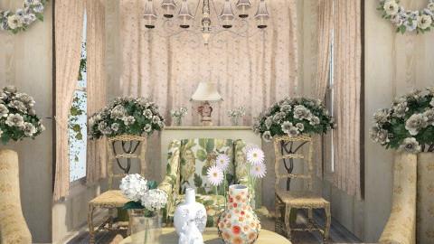 Vintage - Vintage - Living room - by Sherrycress