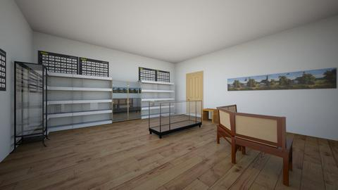 Cecilia Gonzales Tucker - Office - by detuckerc
