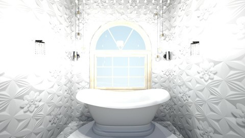 Wanna glowna - Retro - Bathroom - by dwydra