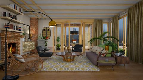 Thonet - Modern - Living room - by janip