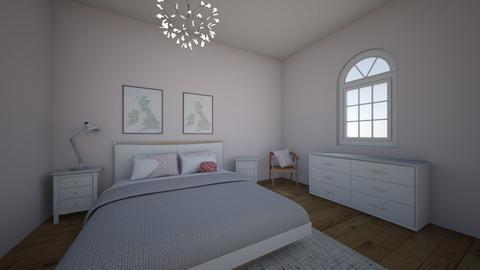 dusty rose - Bedroom - by gmm3267