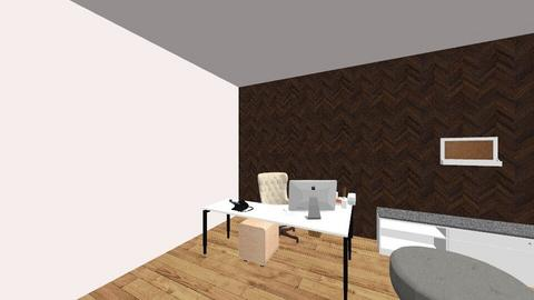 oiffce - Living room - by aishanahari
