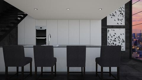American kitchen - Modern - Kitchen - by Miss MH