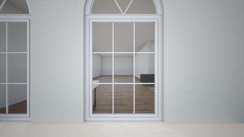 nog details en keuken - Living room - by stienfelies