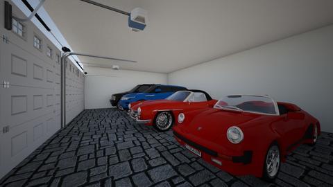 garage - by Deanna Kelleher