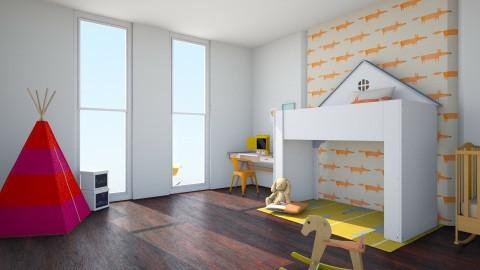 Foxy - Modern - Kids room - by love Tully love