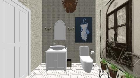 guest bathroom 14 - Bathroom - by GeGe Kanthip