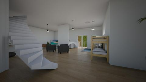 Part 1 - Bedroom - by interior_rooms91