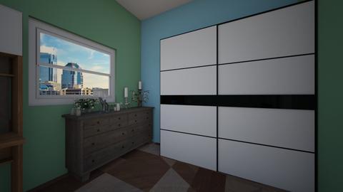 Stan 1 nb2 - Bedroom - by mag47
