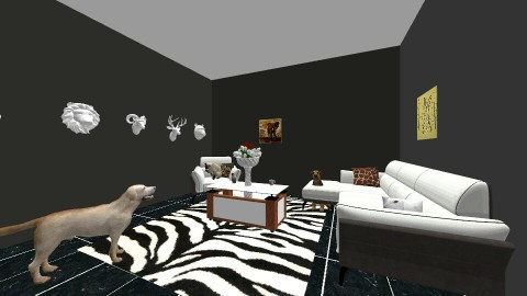 Animal Room - Classic - by gina9623