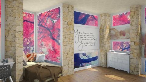 Wedd - Bedroom - by Elena Heimark