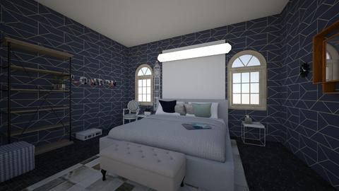 dream room - Bedroom - by clasesytutorias