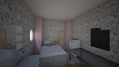 My New Room - Vintage - Bedroom - by Alexa Design
