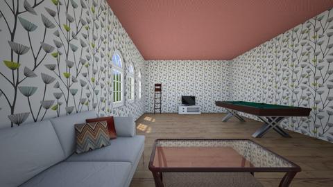 Living room - Classic - Living room - by husky interior designs