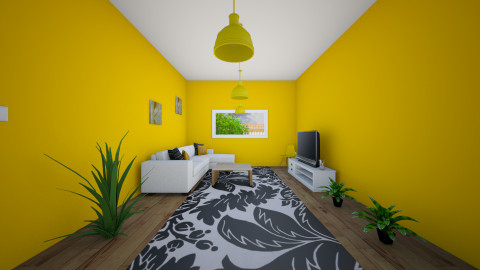 Living room - Modern - Living room - by ery123