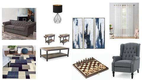 Apartment 1 - by sophiecherne