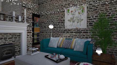 living room  - by LucyC23