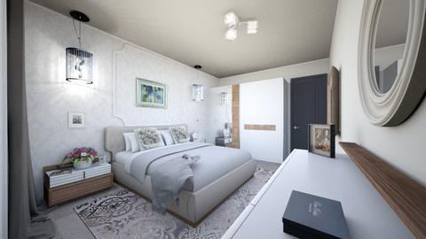 bedroom 2 - Classic - Bedroom - by Vasile Bianca Rozalia