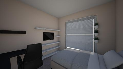 ROOM_FINAL2_BRANCH2 - Bedroom - by enviousjelly