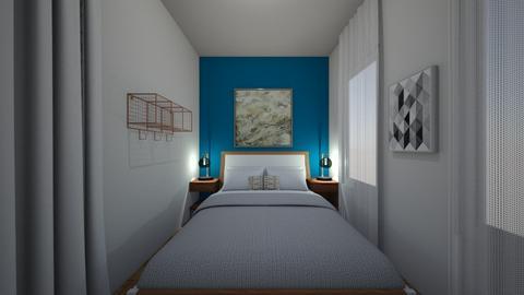 Railway 3 - Bedroom - by kburns