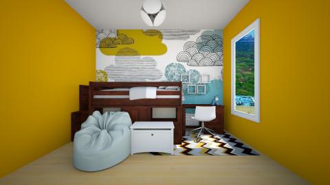 kiddos - Modern - Kids room - by blingirl