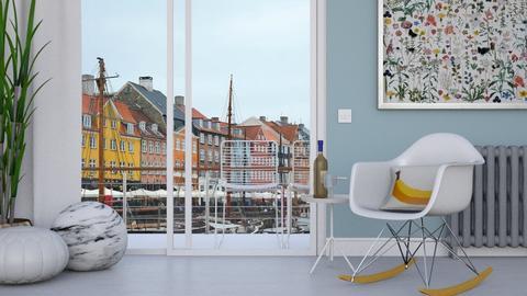 Copenhagen apartment  - Modern - Living room - by HenkRetro1960