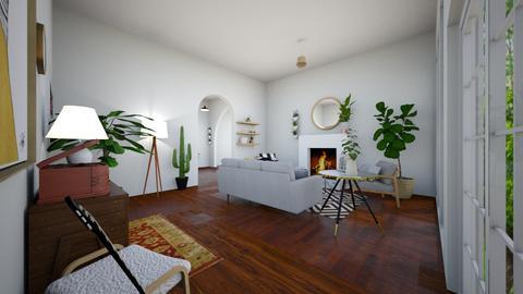 Boho living room - Modern - Living room - by LightLuzLux