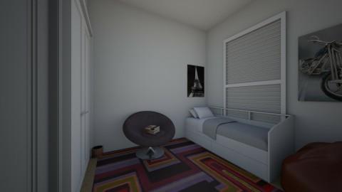 Basic Tween Bedroom - Feminine - Bedroom - by mlyearnshawr8