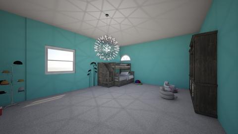 Bedroom - Bedroom - by AndreaKnapp