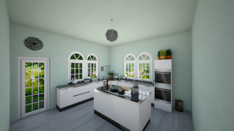 KItchen - Classic - Kitchen - by libcabene