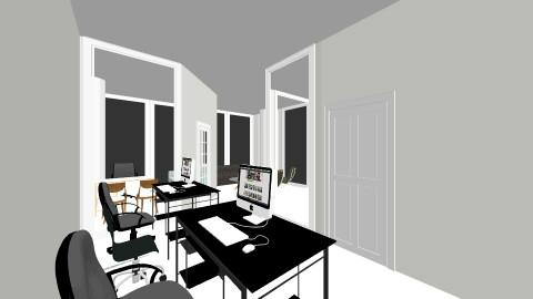 4th floor - Office - by Daniel Hornal