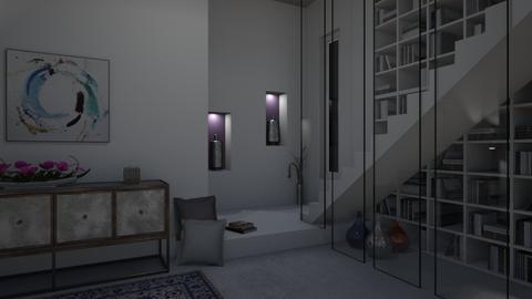 Stairs - Minimal - by Annathea