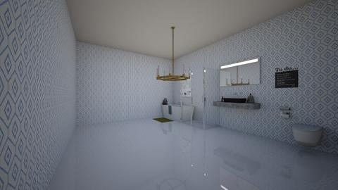 bath room - by camilian_the_3rd
