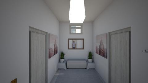 corridor - Classic - by lokneszikolbasz