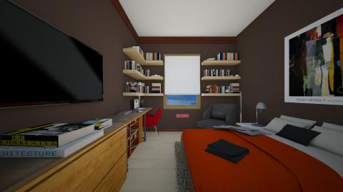 For Nikolai II - Modern - Bedroom - by _Taz_