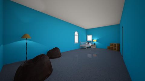 room - Bedroom - by mynameisCeleste