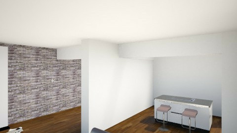 Open plan my room - by Fashionfool