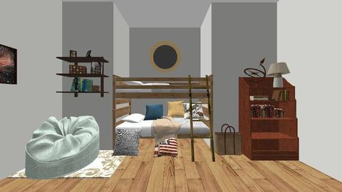 Cozy Bedroom - Bedroom - by New York Mets