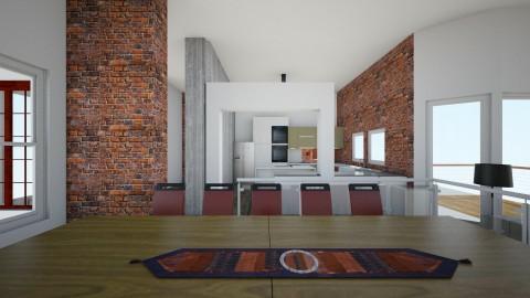 SALA - Living room - by Maria Guadalupe Gaytan Delgadillo